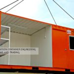 20ft Customized Office Container