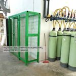 Customized Cylinder Cage