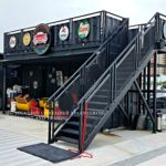 Punggol East Container Park - Container Bistros