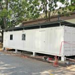 SMRT Customized 40ft Co-joint Containers