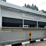 Tuas Cashcard Topup Booth Container