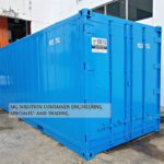 20ft Blue Reefer Container
