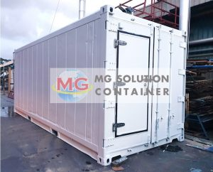 MG Solution _ 20ft Reefer Additional Coldroom Door Container (12)