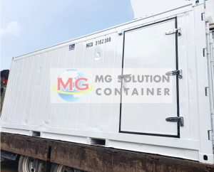MG Solution _ 20ft Reefer Additional Coldroom Door Container (14)