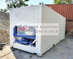 MG Solution _ 20ft Reefer Additional Coldroom Door Container (19)