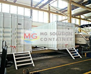 MG Solution _ Custom Cargo Container