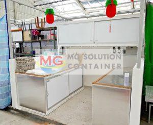 MG Solution _ Custom-made cabinets