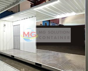 MG Solution _ Customized Gantry Container