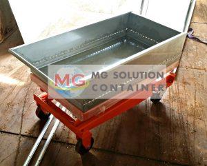MG Solution _ Customized Hydraulic Trolley