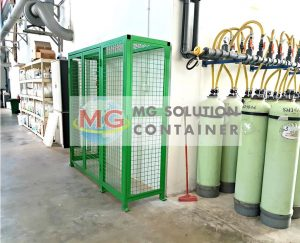 MG Solution _ Customized Safety Cylinder Cage