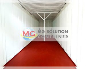MG Solution _ 40ft Canvas Container (ref5)