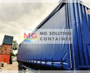 MG Solution _ 40ft Canvas Container (ref9)