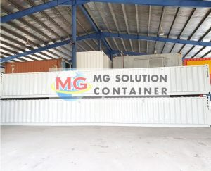 MG Solution _40ft Holding Tank Container (ref1)